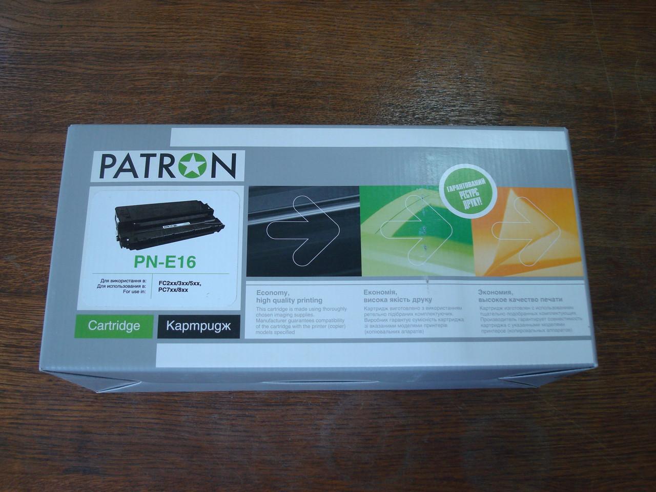 Картридж PATRON CANON E16