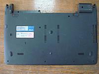 Нижняя часть корпуса ноутбука Asus x501u
