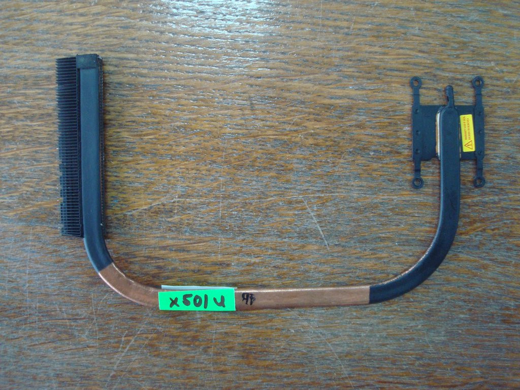 Радиатор ноутбука Asus x501u
