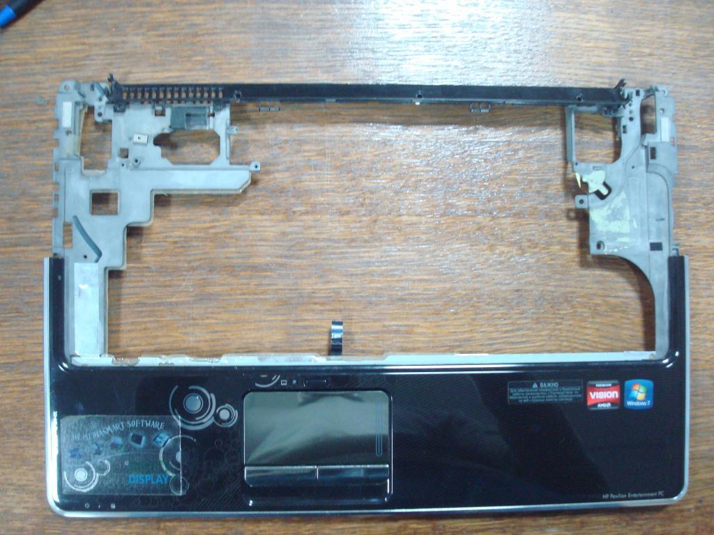 Верхняя часть корпуса ноутбука HP dv6700