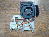 Система охлаждения ноутбука HP dv6