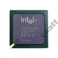 ЧИП Южный мост Intel NH82801GBM (SL8YB) В палете