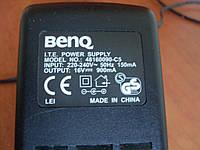 Блок живлення ( блок питания ) Benq 16V 900 mAh