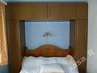 Шкаф над кроватью ДСП дуб  252х246х58 - не упусти!