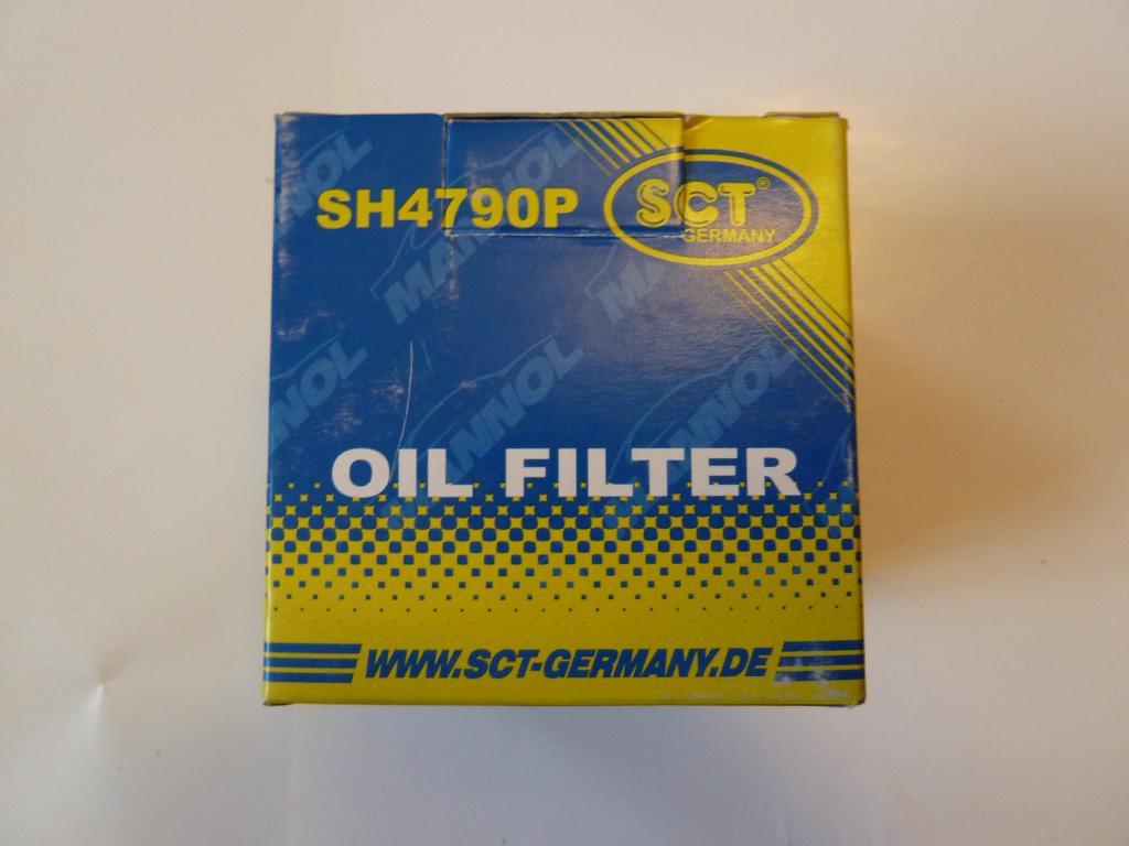 Масляный фильтр SCT SH 4790 P GERMANY