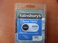 Картридж (лцензя) Epson T0551 (R240,R245,RX400