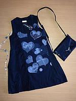 Платье хлопок Cache-Cache, Франция, р.36 ( S)