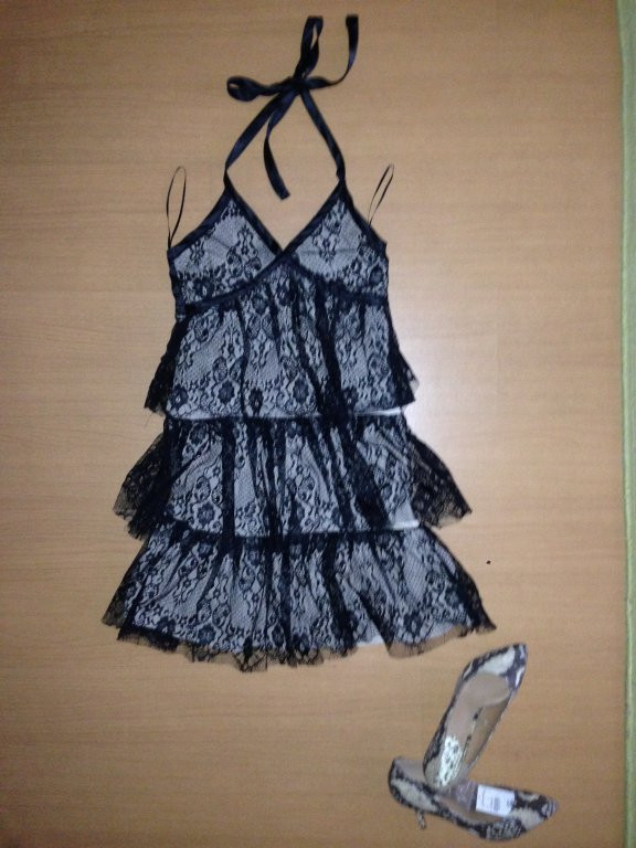 РАСПРОДАЖА! Платье Jennyfer ,франция, р.36 (S)