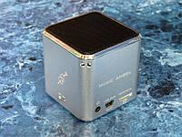 Mp3 плеер - колонка с fm радио и аккумулятором