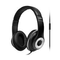 Наушники SVEN AP-930M black-silver наушники с микрофоном