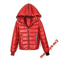 Стильная куртка на весна-осень . Размер L