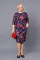 Очаровательное платье из трикотаж-ангоры