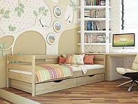 Кровать Нота 90*200 массив