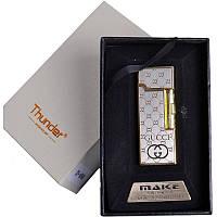 Зажигалка подарочная Gucci (спираль накаливания, USB) №4696-1