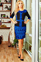 Эфектное платье модного фасона