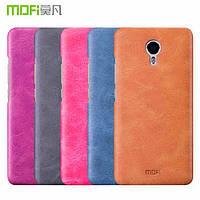 Кожаный чехол накладка MOFI для Meizu M3 Note / MX6 (5 цветов)