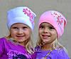 Шапка для девочки, р.48-56,разные цвета, под заказ