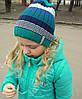 Шапка для девочки, р.50-57,разные цвета, под заказ