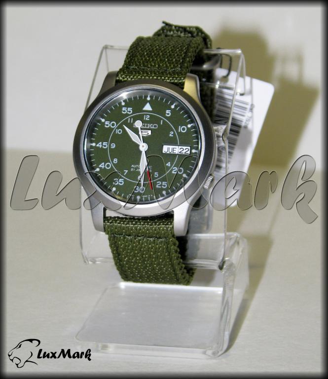 Часы Seiko 5 Sports SNK805K2 Military - в наличии-