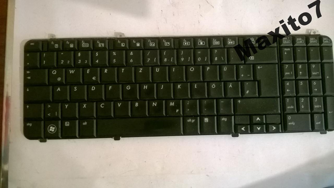 Клавиатура  HP DV6-1265sg