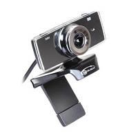 Веб-камера Gemix F9 черная((1.3Mpix, 1280х1024 .1/4 CMOS Sensor.video, mic.)