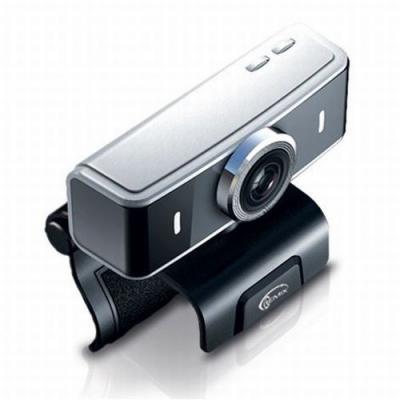Веб-камера Gemix A10 Черный с микрофоном 1.3 млн пикс. USB 2.0, крепление на монитор, разрешение (видео) 1280x