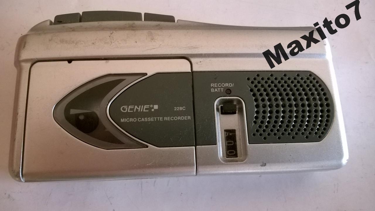 Диктофон Genie 228C