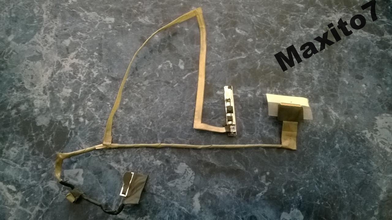 Шлейф матрици + Web камера  ASUS  X53B