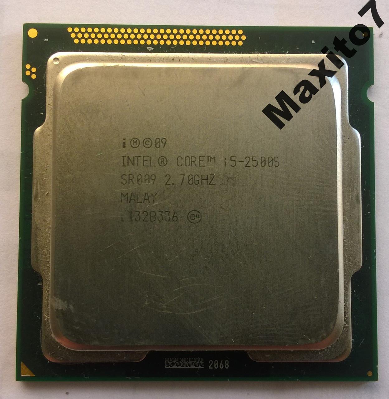 Процессор Intel Core i5-2500s 3.7GHz s1155