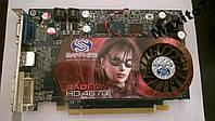 Видеокарта ATI Radeon HD 4670   512mb  128bit