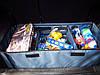 Органайзер в багажник внедорожника