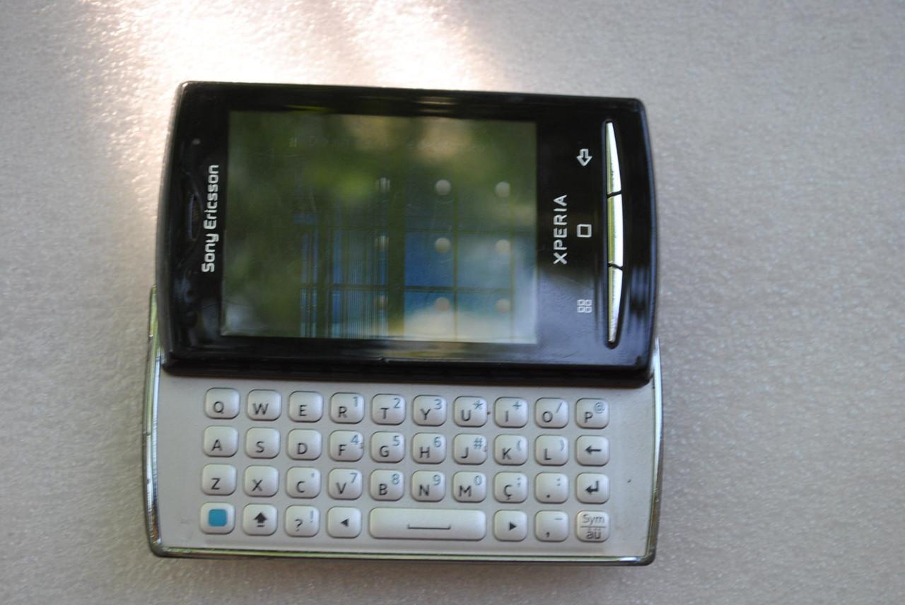 Sony Ericsson U20i под восстановление
