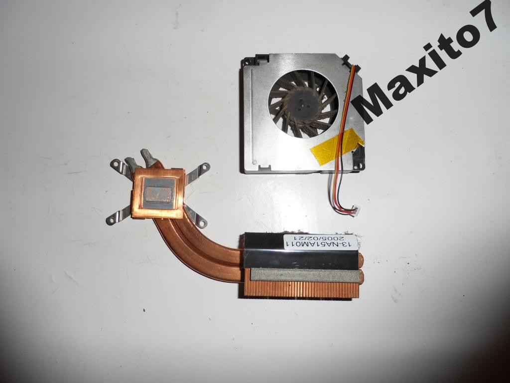 Система охладження ASUS A3000