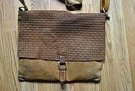 Женская сумка ( замша) 30*30см