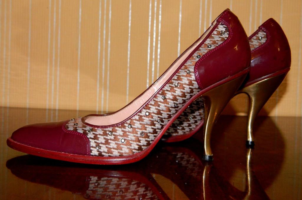 Итальянские туфли By Angeli (кожа)