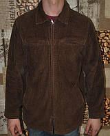 Куртка мужская вельветовая утепленная XL