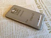 Ультратонкий 0,3 мм чехол для Lenovo C2 (K10a40) серый