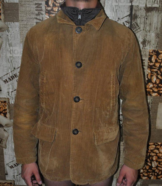 Куртка мужская вельвет Easy Wear 48 размер