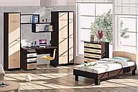 Дитяча кімната ДЧ-4101 Комфорт-Мебель / Комплекты детской мебели ДЧ-4101 Комфорт-Мебель