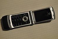 Motorola W377 залочена под оператора