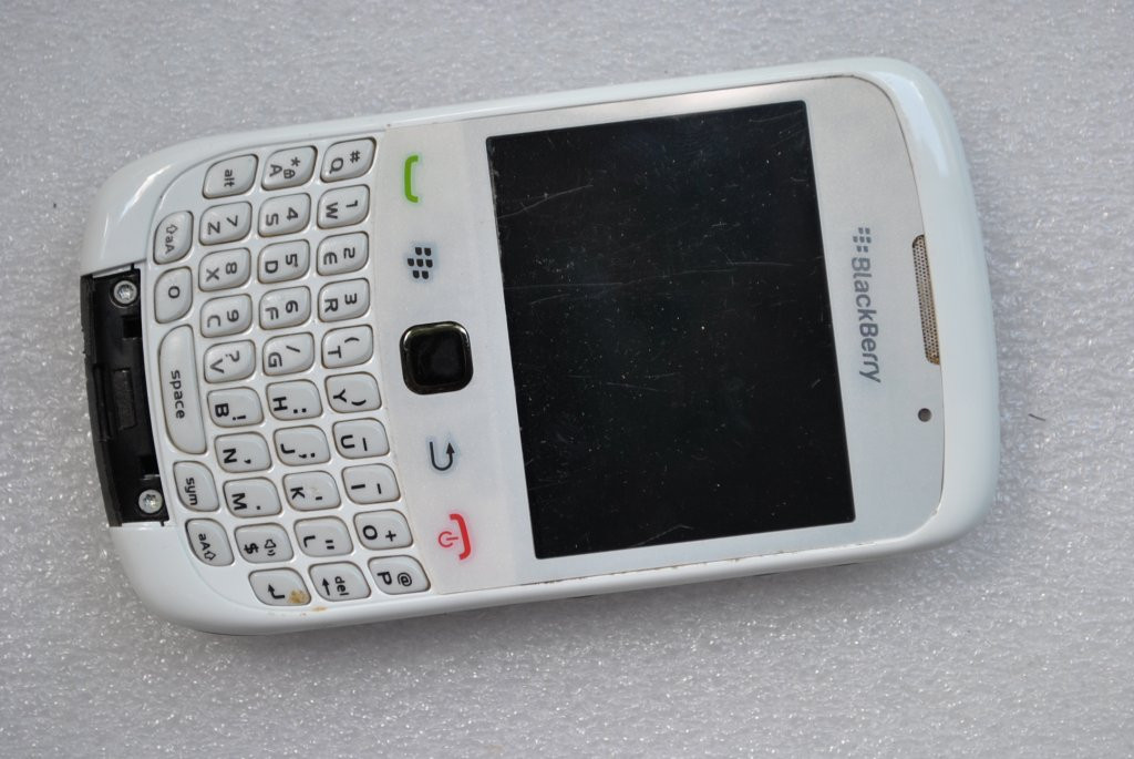 Blackberry 9300 под восстановление