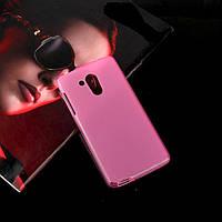 Чехол бампер для Acer Liquid Z500 DualSim Розовый