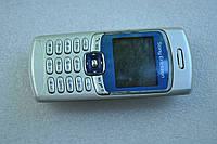 Sony Ericsson T230 русское меню