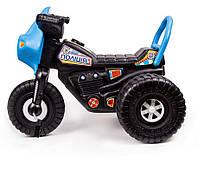"Детская игрушка-каталка Трицикл ""Полиция"" Технок 4142"