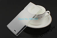 Чехол бампер накладка Philips Xenium S398 Белый