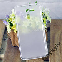 Чехол бампер накладка для Acer Liquid E700 Белый