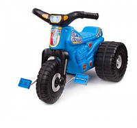 "Детская игрушка-каталка Трицикл ""Полиция"" Технок 4128"