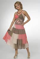 Платье женское с красивым лифом