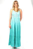 Платье женское с паетками