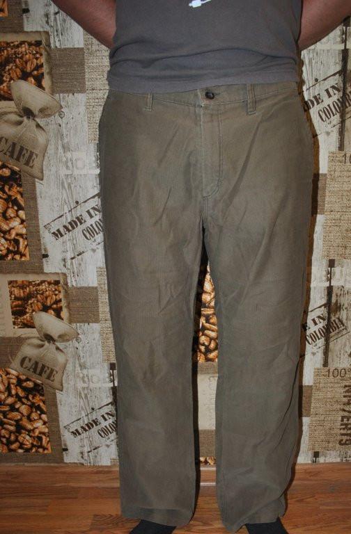 Брюки мужские пояс 92 см 100% хлопок